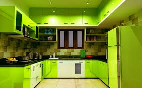 Modular Kitchen Interiors Sri Vinayaga Interiors