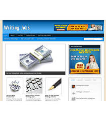writing jobs niche blog