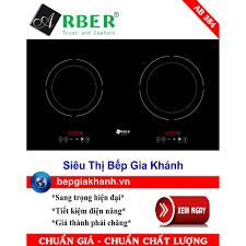 Bếp từ đôi Arber AB 384