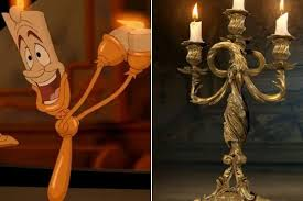 likewise the design of lumiere has completely been changed since the release of the original still images