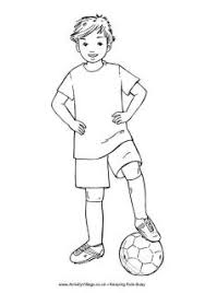 Small Picture Football Coloring Pages Uk Coloring Pages