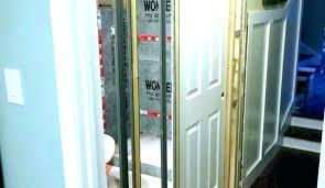 large closet door options home depot pantry pocket off track hanging sliding doors bathrooms marvellous replacing