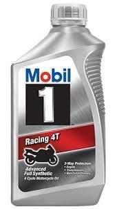 Mobil 1 Racing 4t Motorcycle Oil