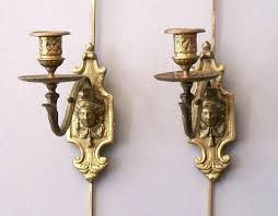 sconcesgothic wall sconces sconce back to candle holder traditional decor style gothic wall sconces