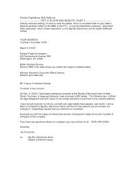 Correct Letter Format For Enclosures Business Letter Format