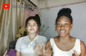 Viral video adek sayang kakak !! Sempat Viral Ini Potret Kompak Kakak Adik Anak Bu Suzan Yang Jago Makeup Dewiku Com