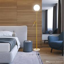 2019 <b>Nordic</b> Modern Minimalist <b>Floor Lamp Creative</b> Milk White ...