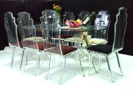 acrylic dining room chairs prepossessing acrylic perspex dining acrylic dining table acrylic perspex furniture