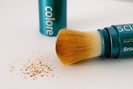 Colorescience Color Chart Colorescience Sunforgettable Loose Mineral Sunscreen Brush