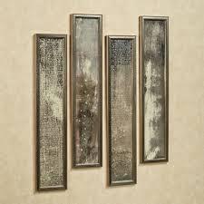 charming inspiration wall decor sets interior designing antique decorative mirror panel set of 3 2 bathroom asian framed metal