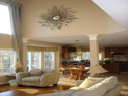 how to decorate a large family room wall decor ideas for family room with large decorating