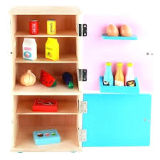 play refrigerator wooden new arrival baby toys simulation food cut game kitchen kitchens ikea
