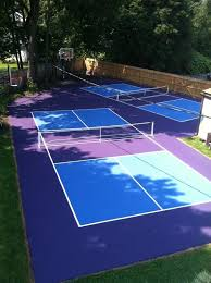 Modest Decoration How Much Does A Sport Court Cost Comely 1000 Backyard Tennis Court Cost