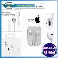 FULLBOX] Tai Nghe iPhone 7/8/X/11 PRO MAX Chính Hãng - Zin Bóc Máy Bảo Hành  12 Tháng 1 Đổi 1 chính hãng