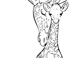 Giraffe Coloring Pages Giraffe Coloring Page Giraffe Coloring Pages