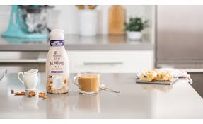 Natural bliss salted caramel natural flavor coffee creamer. Coffee Mate Introduces Natural Bliss Functional Creamers 2021 02 08 Dairy Foods