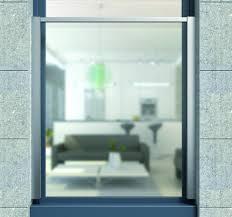 Moderner Französischer Balkon Mit Glas Höhe 1000 Mm In Fensterlaibung