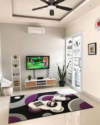 Salah satu yang saat ini bisa anda lihat adalah kursi. 20 Ide Desain Ruang Keluarga Minimalis Bikin Rumahmu Jadi Cozy