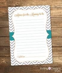 Vintage Baby Shower Advice Cards D42d9440cebc2282c01a27594edf351e Baby Shower Advice Ideas