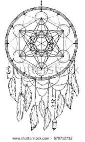 What Native American Tribes Use Dream Catchers Native American Indian Talisman Dream Catcher Stock Vector 31