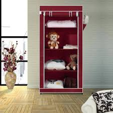 Designs For Wardrobes In Bedrooms Cool Collapsible Wardrobes Buy Collapsible Wardrobes Online At Best