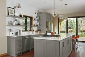 painted gray kitchen cabinetsPainting Kitchen Cabinets Our Favorite Colors for the Job