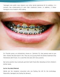 Clear Aligner Therapy Brings Dental Practices Closer to Teenage Market  Pages 1 - 4 - Flip PDF Download | FlipHTML5