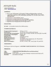 How To Write The Resume Sample Template Example Of