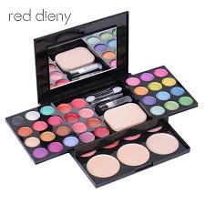 professional universal eye shadow powder y color blusher palette waterproof beauty makeup cosmetics palette kits for