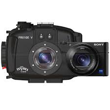 sony rx100. fantasea frx100 v underwater housing and sony rx100 camera set rx100