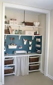 home office closet ideas. small space inspiration 10 closets turned workspaces u0026 home offices office closet ideas