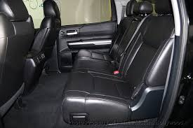 2016 toyota tundra seat covers 2016 used toyota tundra crewmax 4 6l v8 6 spd at