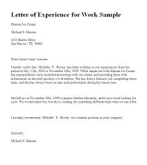 Another Word For Work Experience Job Certificate Format Work Certificate Template Job Experience
