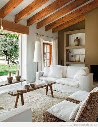 Cómo Decorar Una Casa De Campo Pequeña Y Rústica  Tu Casa Bonita Decoracion Casas Rusticas Pequeas