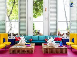 Color In Interior Design Concept Custom Design Ideas