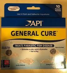 Fish Medication Chart Api General Cure Parasite Aquarium Fish Medication Bulk 850
