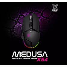 Best Quality NUBWO Mouse Gaming X54 ที่ถูกใจ Gamer ยืนยันทุกเสียงที่ได้ใช้ว่าดีจริง!!  ยิงได้แม่นยำกว่า!! จับถนัดมือกว่า!! ตอบสนองการใ