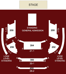 Chart House Las Vegas Reviews House Of Blues Las Vegas Nv Seating Chart Stage Las