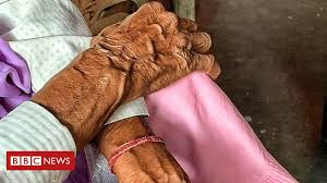 India in shock over 86-<b>year</b>-<b>old</b> grandmother's rape - BBC News