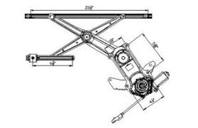 158905396_left driver side replacement front power window 1998 ford f 150 power window schematic 1998 find image about,
