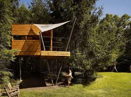 tree house ideas. Philly Backyard Contemporary Tree House Ideas A
