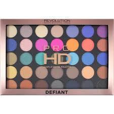 makeup revolution pro hd lified 35 eyeshadow palette