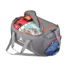 Ohio travel bag is a leading supplier / distributor of handbag, leatherworking, luggage and pet hardware and related products for a multitude of industries. Jual Eiger Folded Duffle Bag M Concisor Grey 45 L Online Februari 2021 Blibli