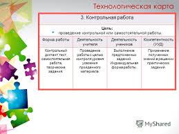 Презентация на тему Урок развивающего контроля Анисимова  13 3 Контрольная работа