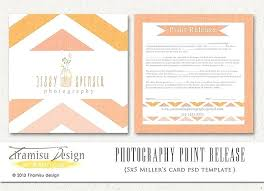 Print Release Forms Delectable Photography Print Release Form Template AlanaLouise