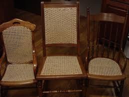 image of cane chair repair brighton