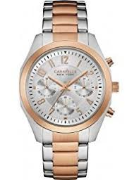 Caravelle New York: Watches - Amazon.co.uk