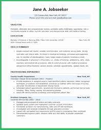 Nursing Resume Objective Unique Charge Nurse Resume Objective Outstanding New Grad Rn Resume Sample
