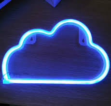 neon lighting for home. Neon Light Wall Decor Inspirational Led Lighting Cloud Shape Lamp Word For Home