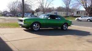 Classic 1968 Chevrolet Camaro Pro Touring Coupe for Sale #3903 - Dyler